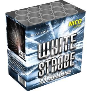 White Strobe, 13 Schuss