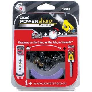Oregon Powersharp Sägekette PS50E 3/8 1,3