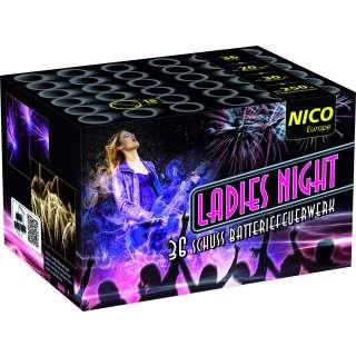 Ladies Night, 36 Schuss