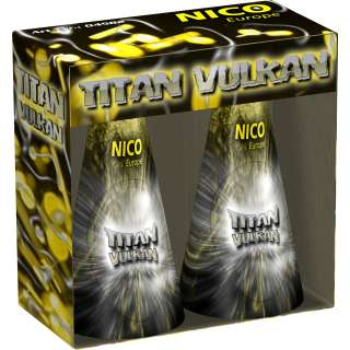 Titan Vulkan, 2er-Schtl.