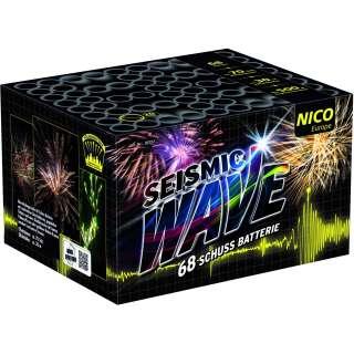 Seismic Wave, 68 Schuss