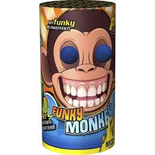 Funky Monkey, 4er-Fontänenverbund