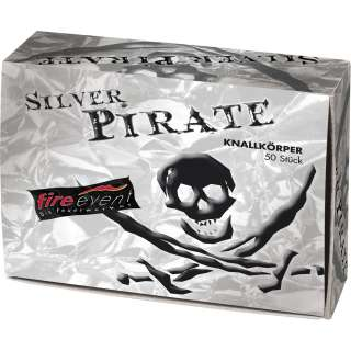 Pirate Silver Edition, 50 Stck.